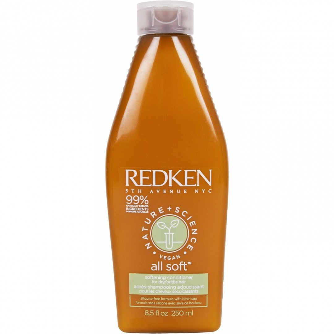 Redken Nature+Science All Soft Кондиционер 250 мл